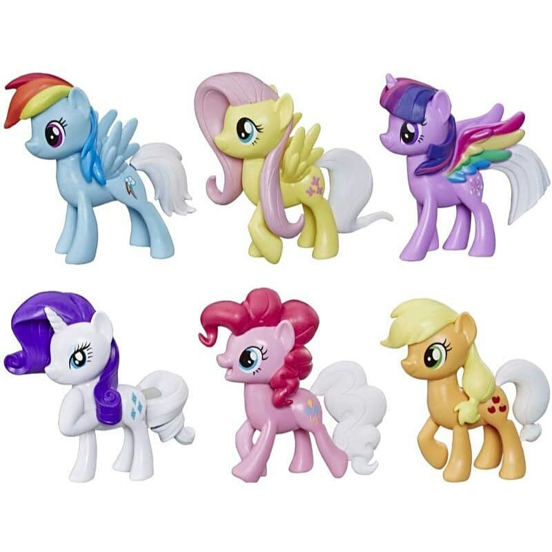 Rainbow Roadtrip My Little Pony Friendship