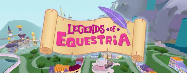 скачать игру Legends Of Equestria на русском - фото 2