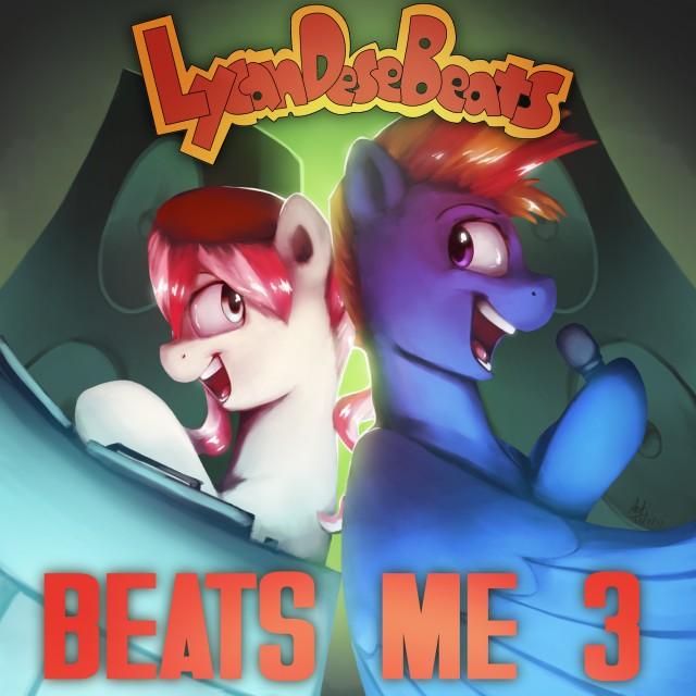 Lycan Dese Beats - Beats Me 3 - cover