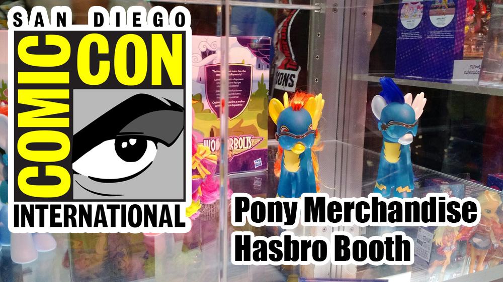 San Diego Comic Con 2016 Merchandise Gallery Hasbro Booth