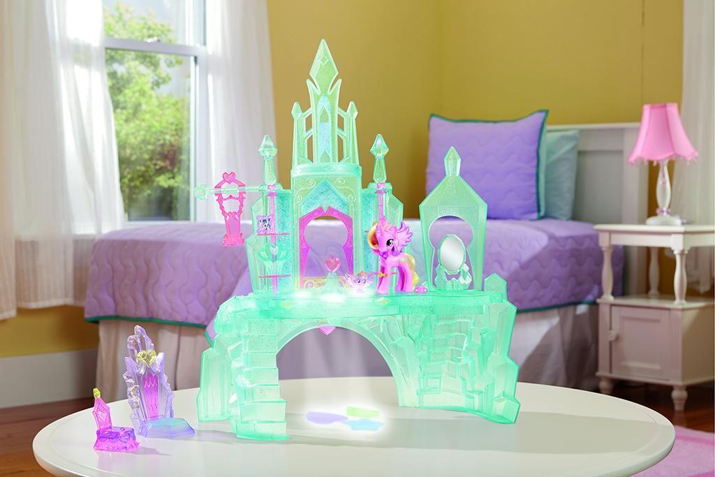 Картинки с игрушками пони кристальная империя
